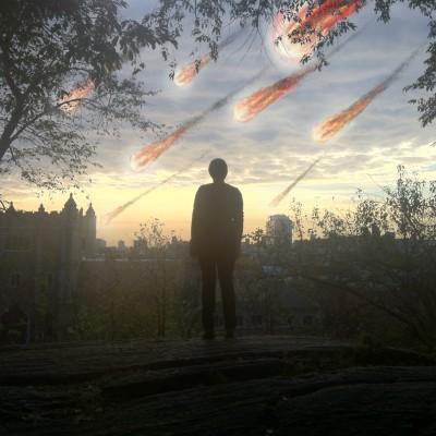 #Goodmorning #Apocalypse